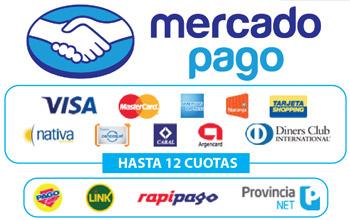 CINEMA SOPORTES MERCADO PAGO CUOTAS IN INTERES